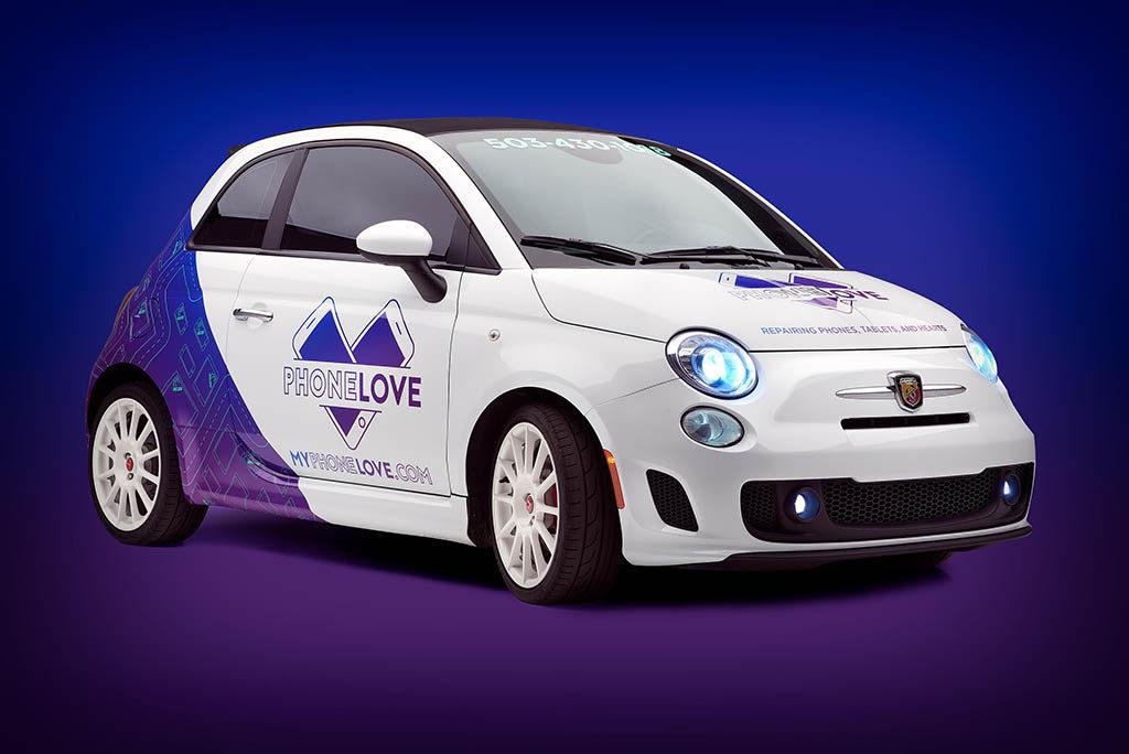 PhoneLove Fiat