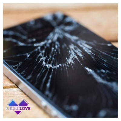 Cell Phone Repair for Cracked iPhone Screen