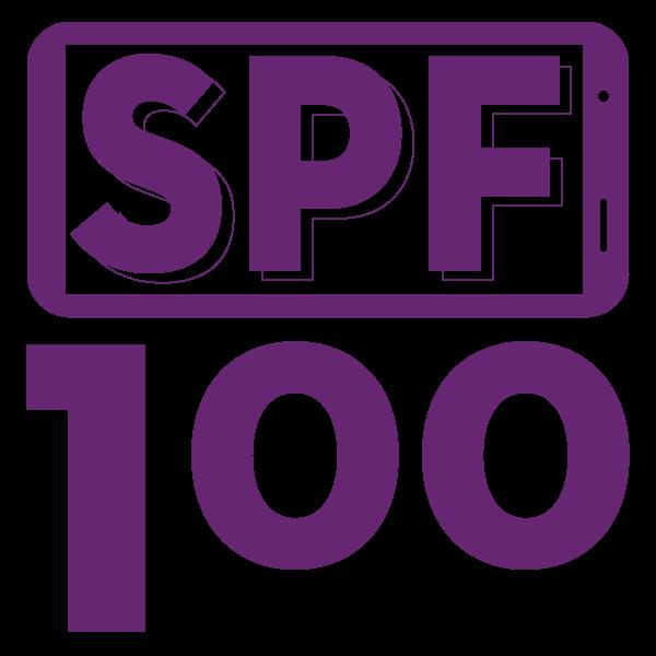 Screen Protection Factor 100